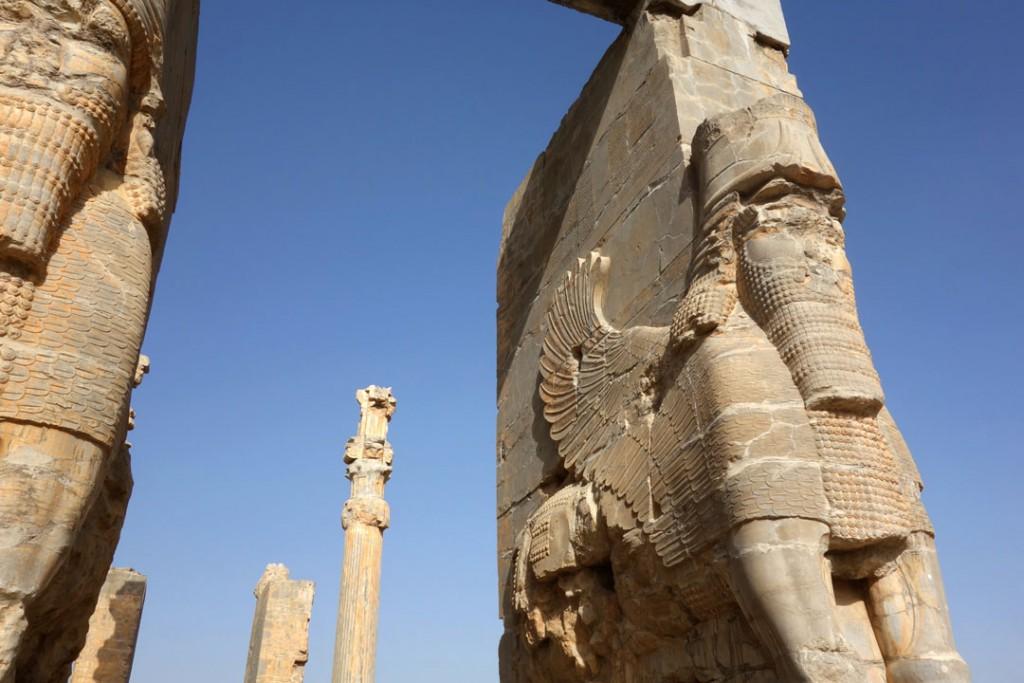 Entrée de Persepolis