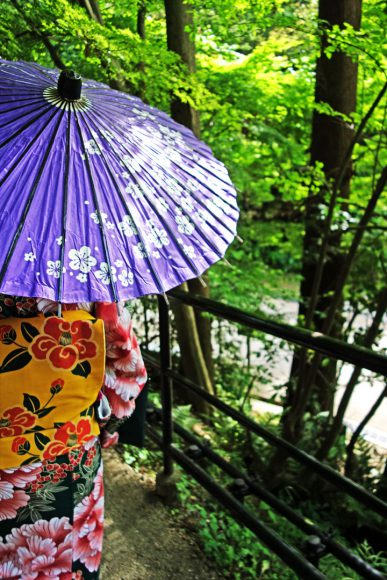 Touriste-geisha