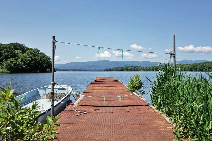 Lac Onuma - Hokkaido