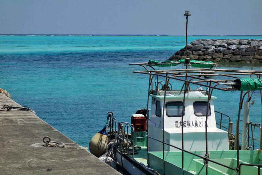 Arrivé au Japon par l'archipel d'Okinawa